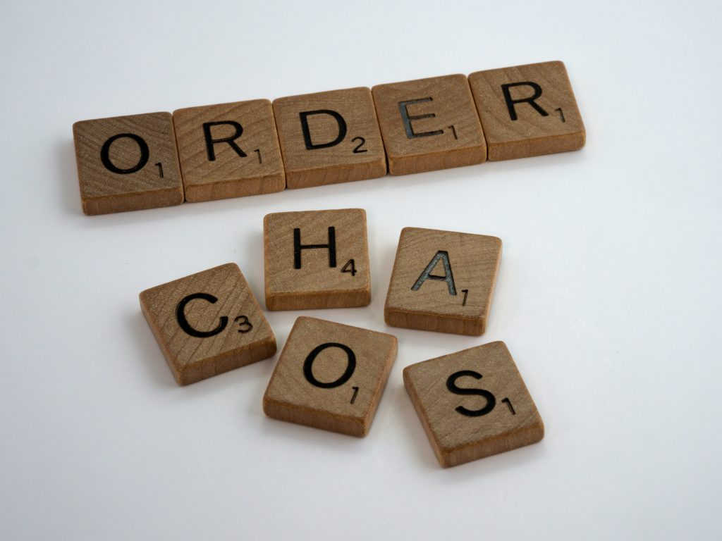 ADHS Coaching, Ordnungs ins Chaos bringen